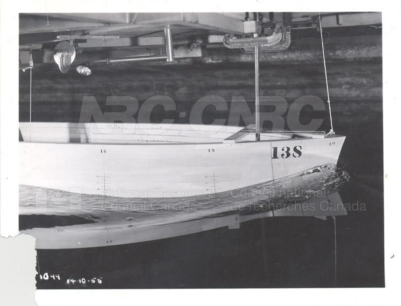 Ship Laboratory- HY1099, Oct. 14 1955