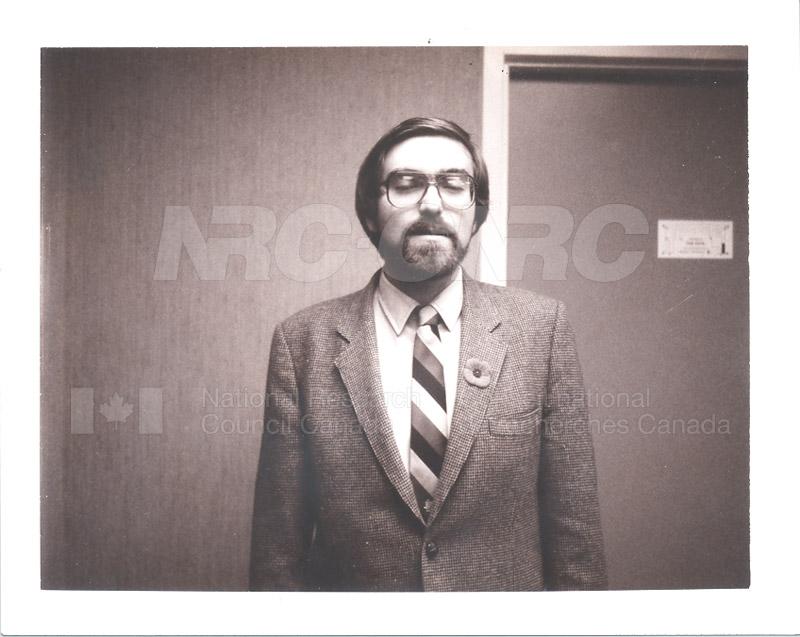 First Canadian Astronaut Finalists- Alex Markov Nov. 21-25 1983 001