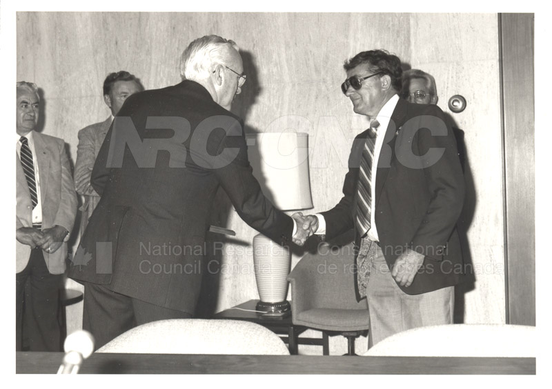 25 Year Service Plaques Presentations 1984 031