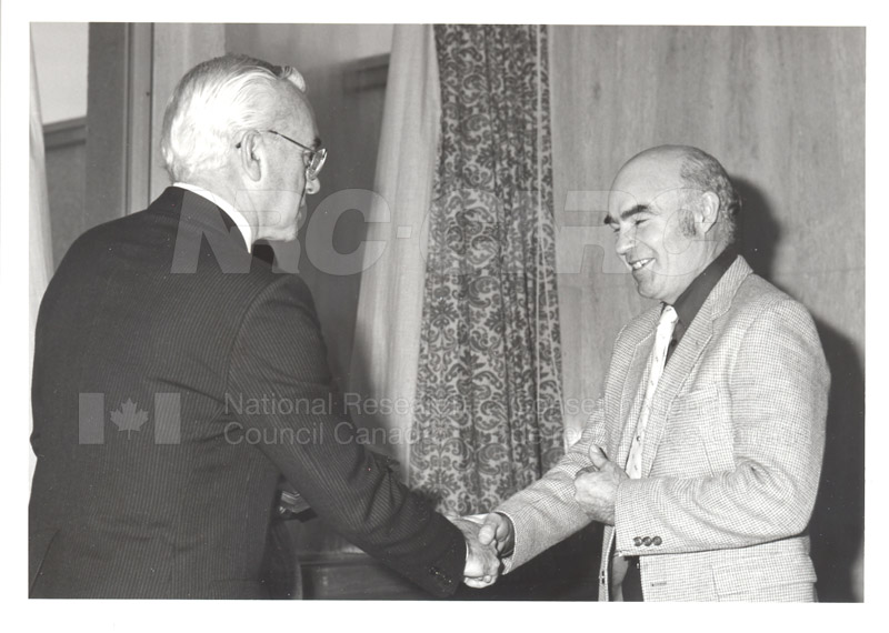 25 Year Service Plaques Presentations 1984 011