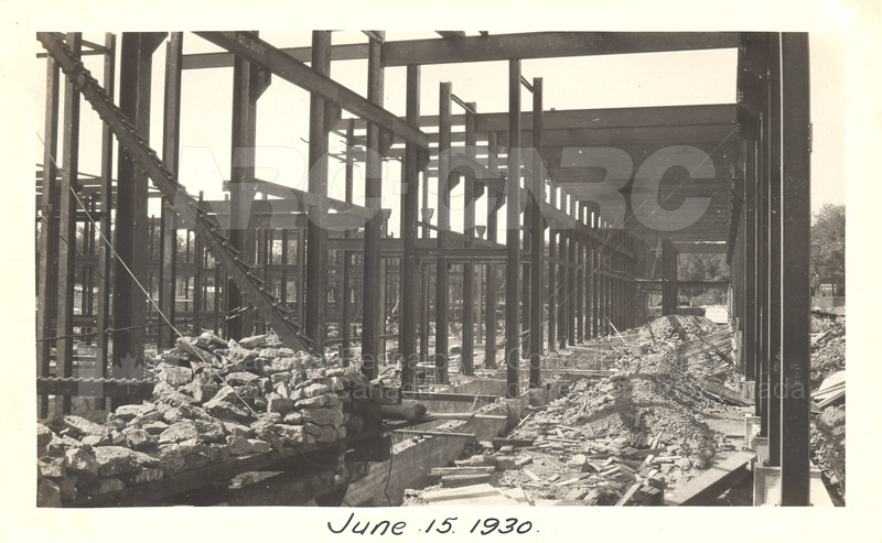 Sussex St. and John St. Labs- Album 1-Main Building June 15 1930 002