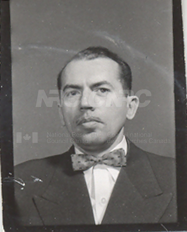 Post Doctorate Fellow- 1959 102