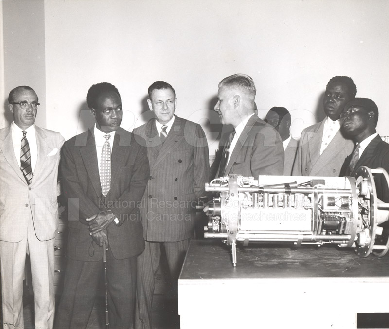 Visit of Prime Minister of Ghana July 1958 003