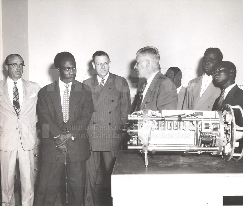 Visit of Prime Minister of Ghana July 1958 003