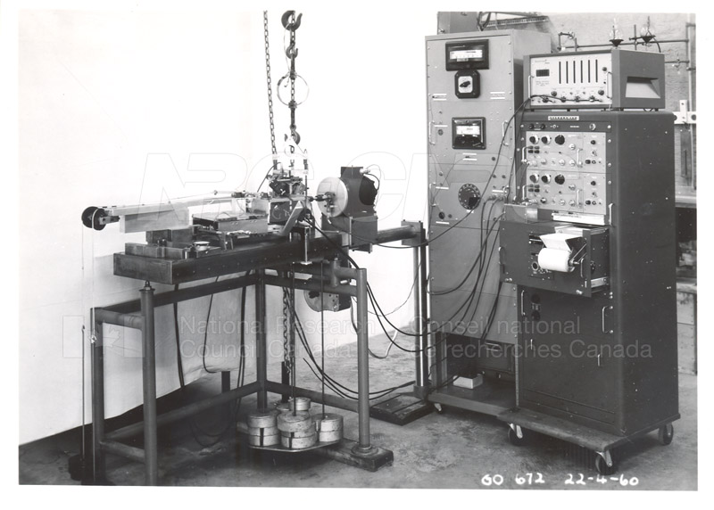 Fuel and Lubricant Lab Apparatus and Testing Procedures 1960 018