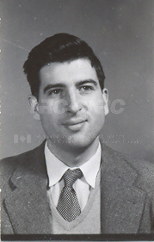 Photographs of Postdoctorate Issue 1957 038