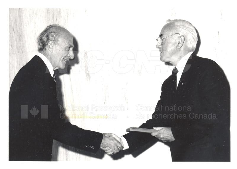 25 Year Service Presentations June 8, 1988 021
