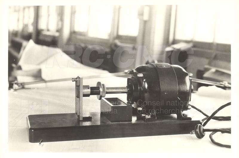 Apparatus Built by Shops - Sussex Dr. 1931-1932 012