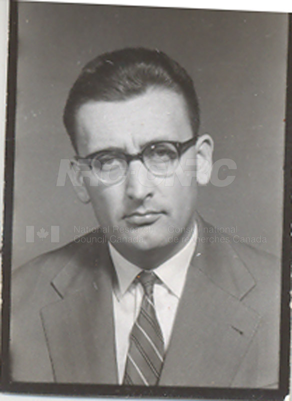 Post Doctorate Fellow- 1959 077
