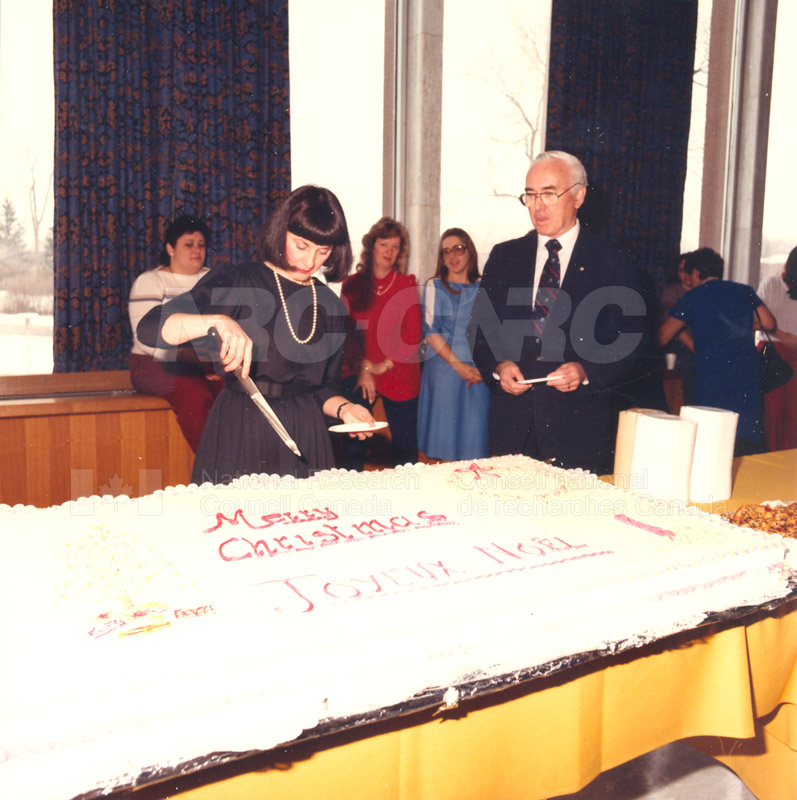 Christmas Party M-58 1995 001