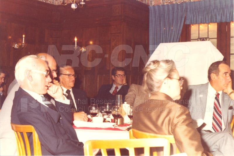 Farewell Dinner for W.G. Schneider 1980 001