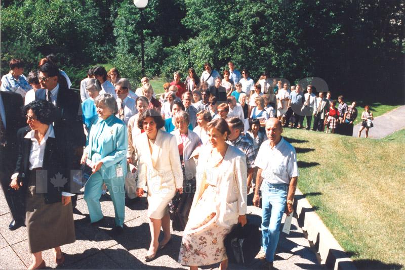 Linda Hall Library Visit 1995 058