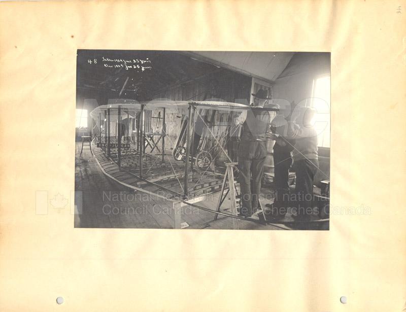 Mechanical Engineering Early Aeronautical 021