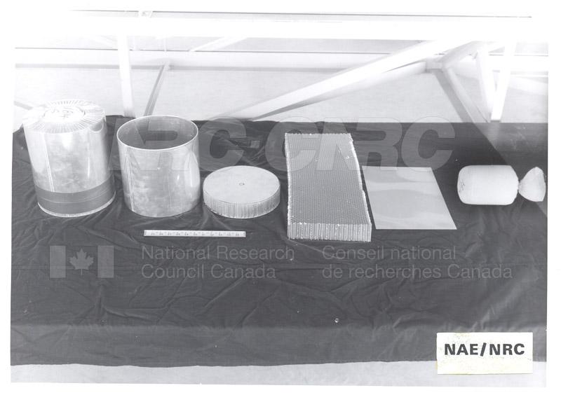 Bird Hazard to Aircraft Test 1960s- Engine Lab 014