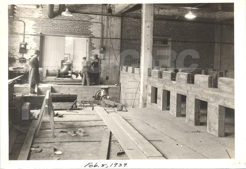Album 6 Hydraulic Laboratory Feb. 13 1939 001