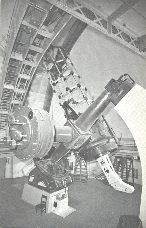 Telescopes- University of Toronto David Dunlap Observatory (postcard)