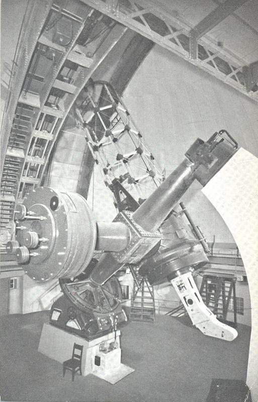Telescopes- University of Toronto David Dunlap Observatory (postcard)