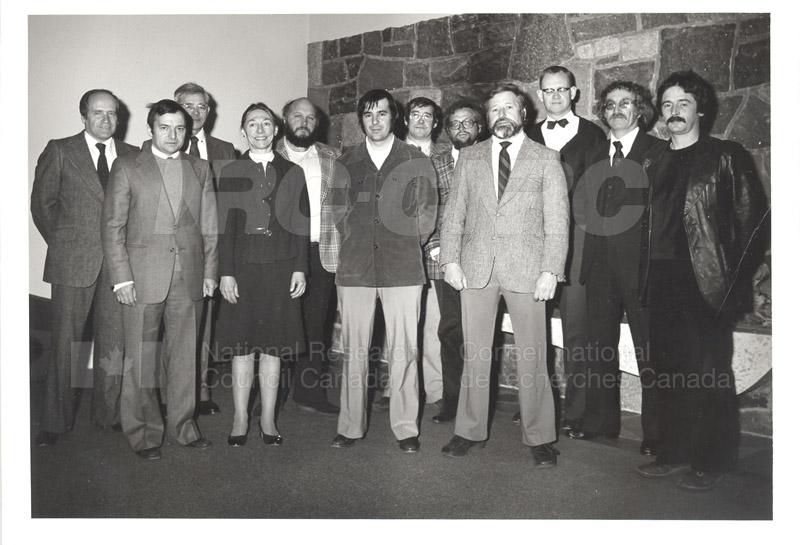 Meeting- Associate Committee on Quarternary Research, Final Meeting 1979