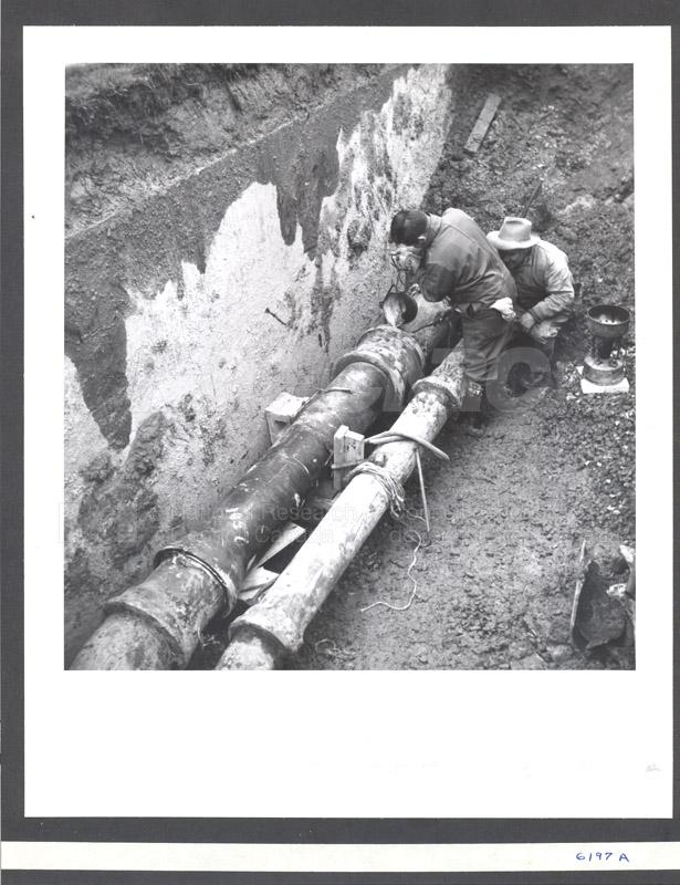 Construction of M-50 #6197 002