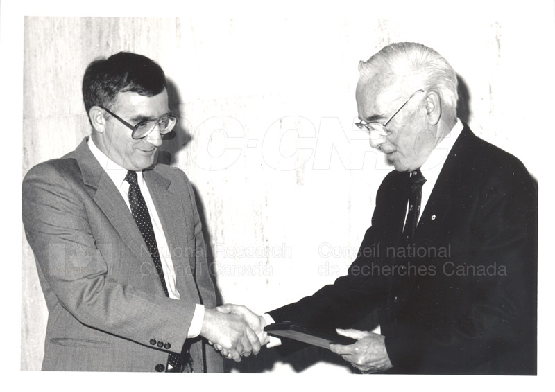 25 Year Service Presentations June 8, 1988 009