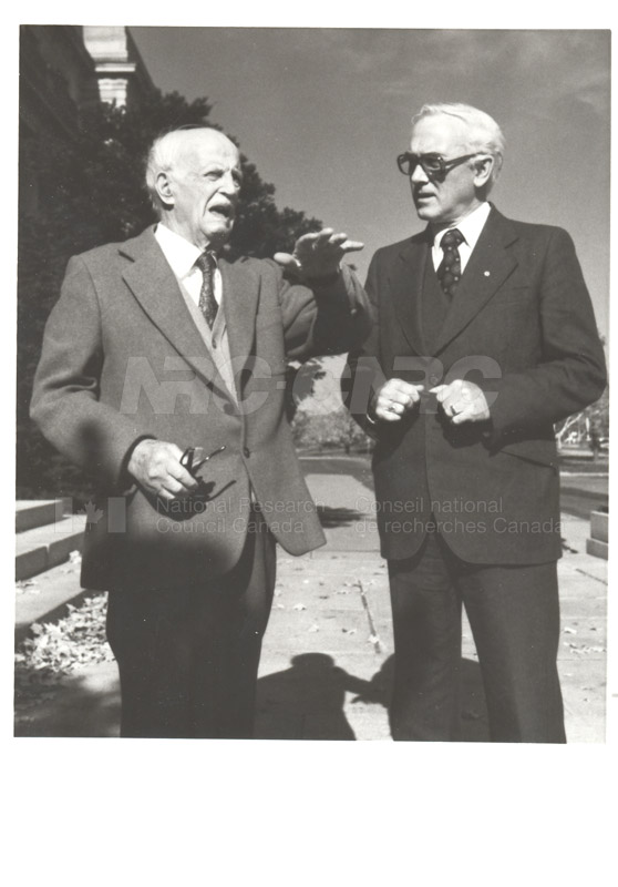 C.J. MacKenzie and Larkin Kerwin