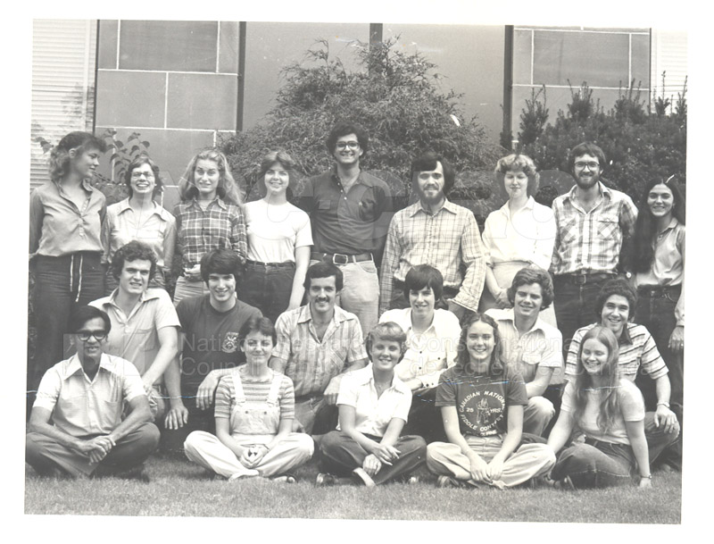 Summer Students 1979 006