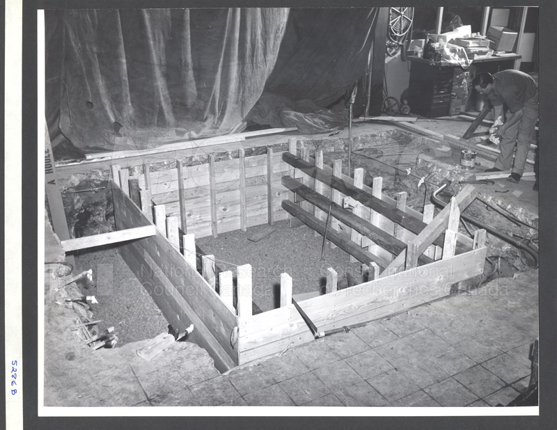 Construction of M-50 #5286 002