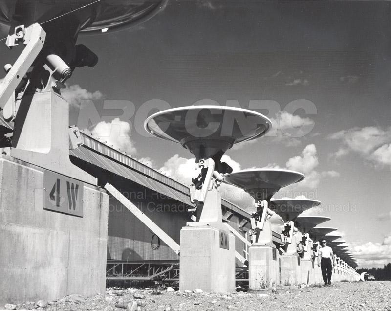 Lake Traverse Solar Radio Antenna 1965 001