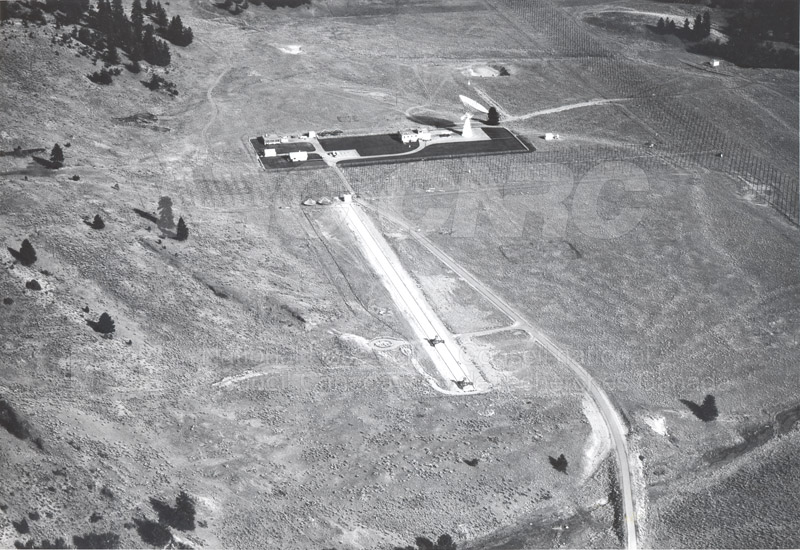 Dominion Observatory Aerial View c.1966 002