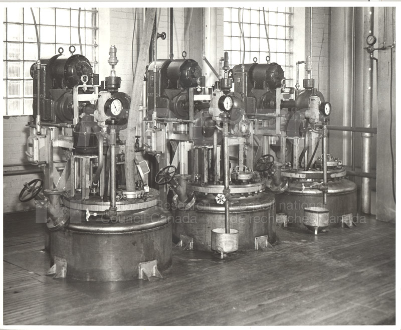 200 Gal. Fermentors 1952