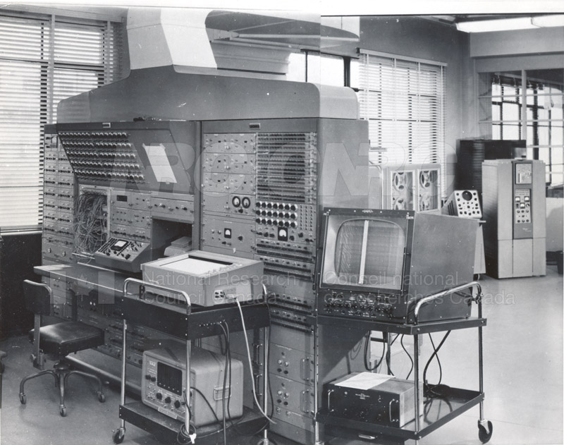 Analysis Sect (Computers) 1950s-1970s 003