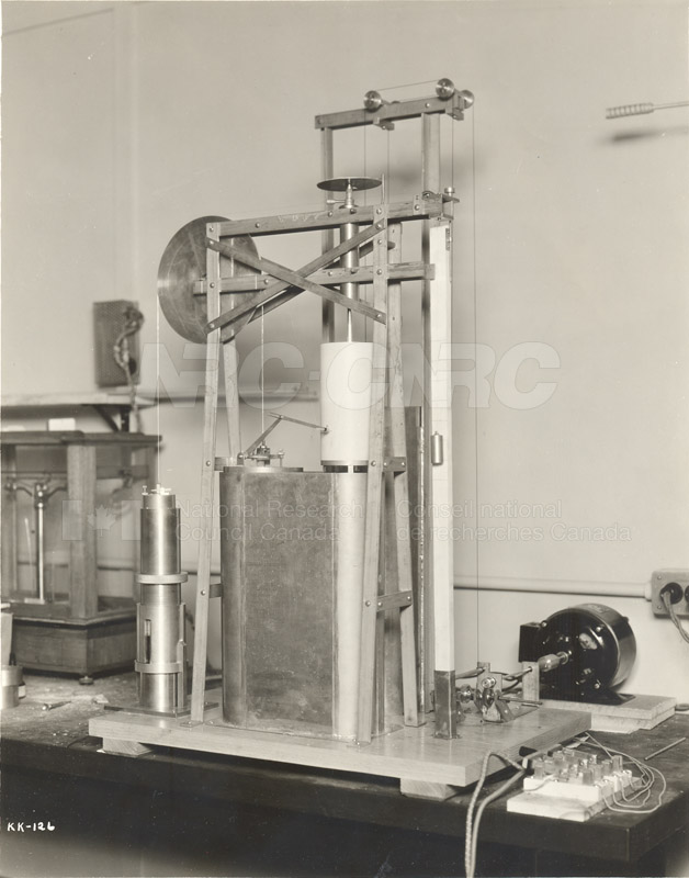 Asbestos Laboratory- Measuring the Apparent Density