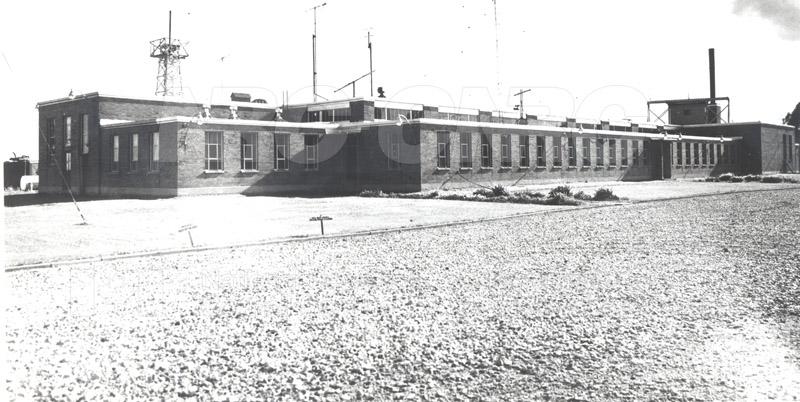 ''Seaclutter Trials'' Scarborough Bluffs 1956 009
