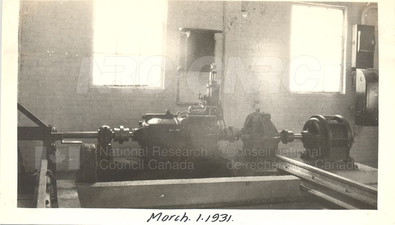 Sussex St. and John St. Labs- Album 4- Test Basin March 1 1931 001