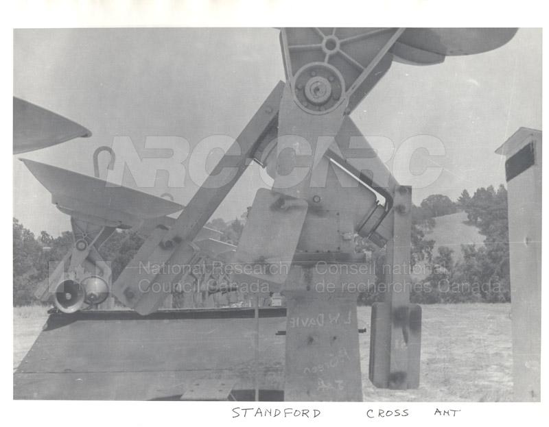 Radio Astronomy- Stanford Cross Antenna c.1965 002