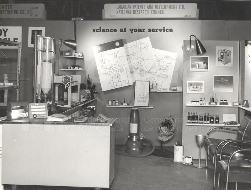 Photo for International Trade Fair 1955