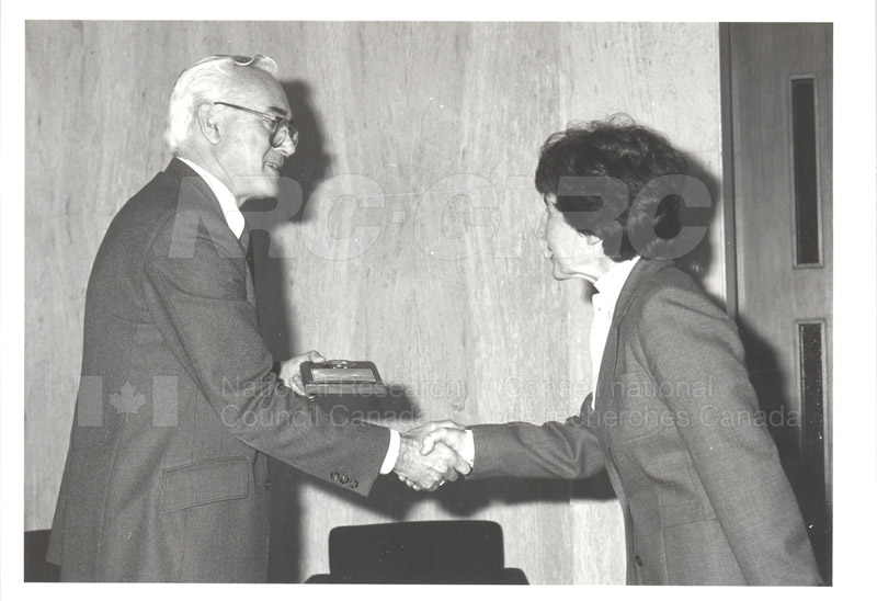 25 Year Service Plaques Presentations 1983 031