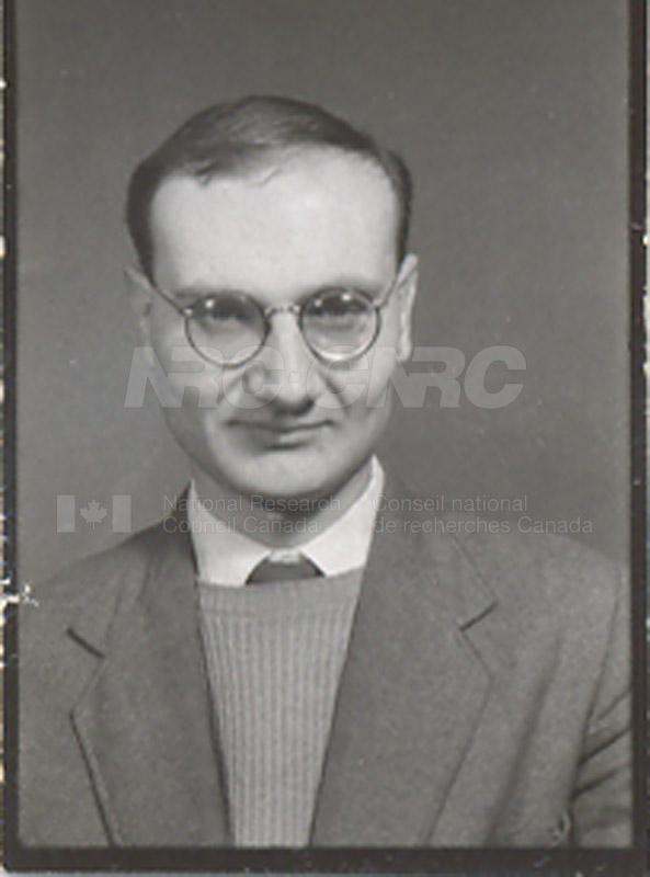Post Doctorate Fellow- 1959 072