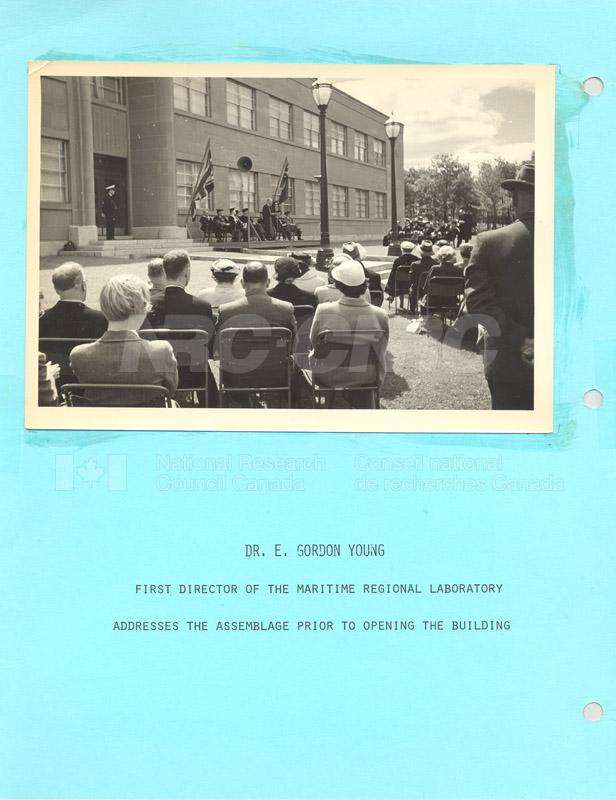 Opening Ceremonies June 16 1952 014