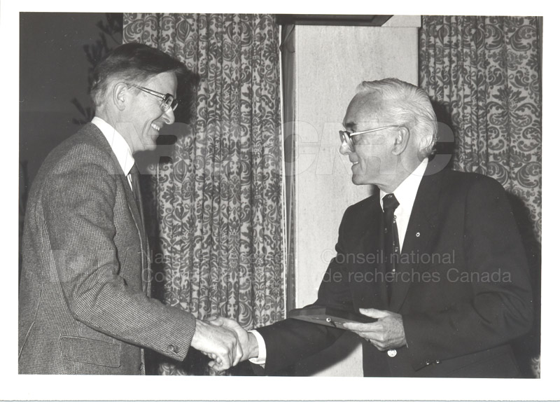 25 Year Service Plaques Presentations 1983 015