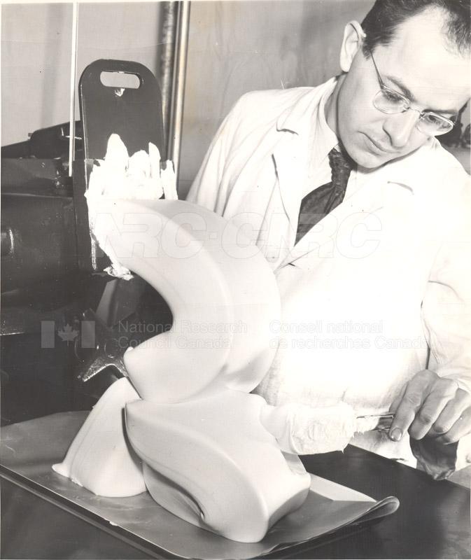 German Butter Making Machine c.1946 001