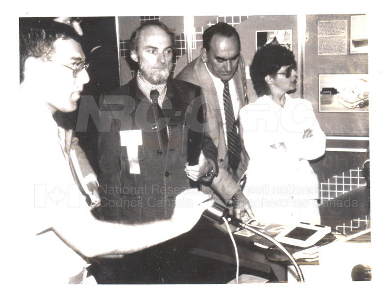 International Conf. on Rehabilitation Engineering, Ottawa 1984