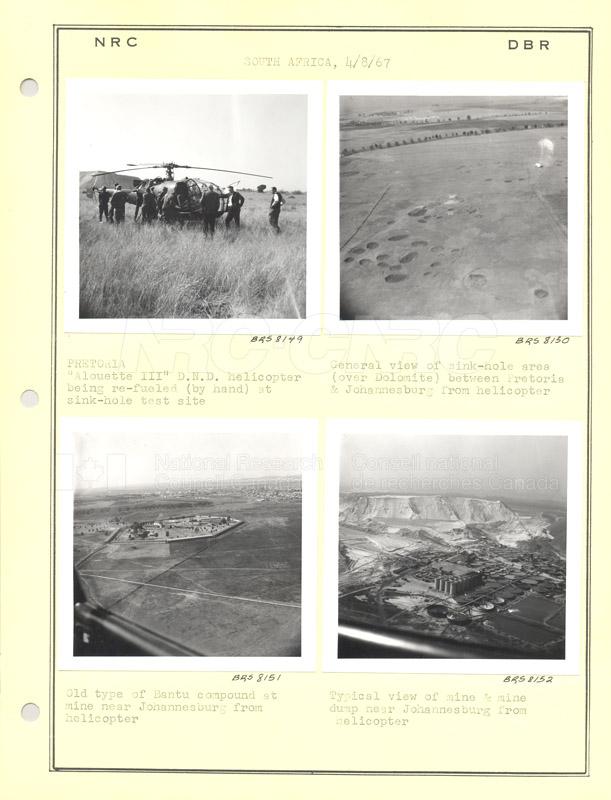 International Tour of Construction Sites- Dr. Legget 1967 002