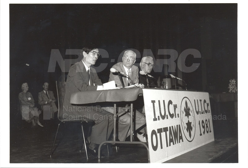 Conference - International Union of Crustallography 001