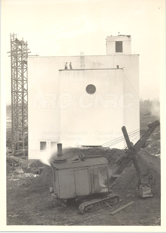Construction and other Photos 1929-1937 352