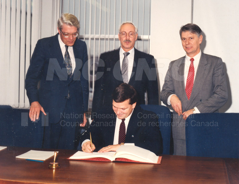 December 10 1992 NRC received Mr. Frank McKenna 002