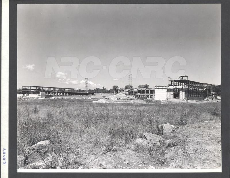 Construction of M-50 Summer 1952 #3205 002
