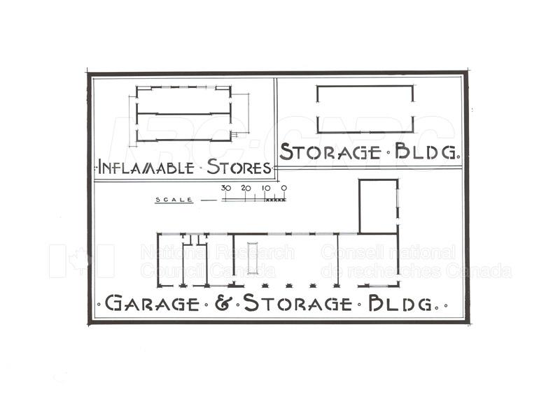 Buildings- Floor Plans Sept. 1948 011