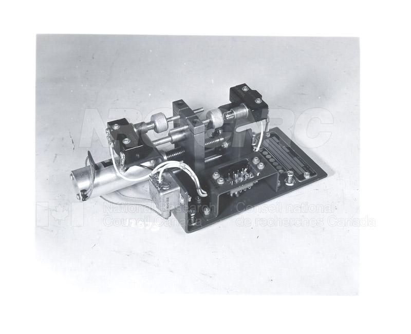 Radar- REED Manuscript Col. AN-MPQ-501 c.1960 010