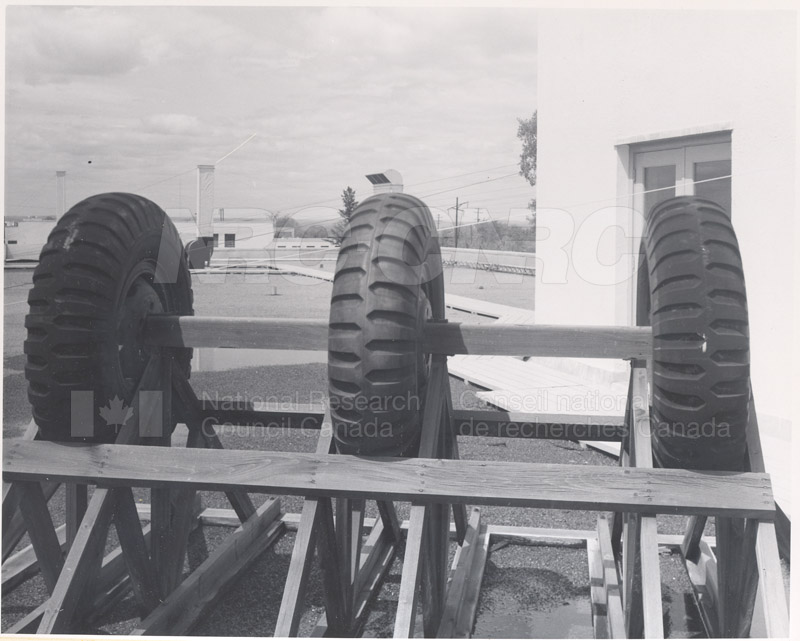 Rubber Section June 1966